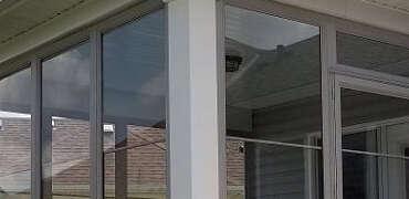 porch enclosure back