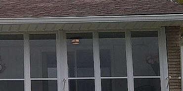 porch enclosure balcony