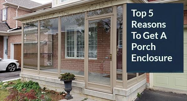 porch enclosure benefits