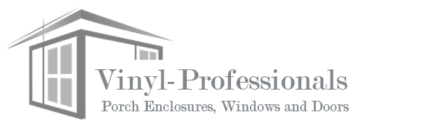 Vinyl-Professionals Porch enclosures, Windows & Doors Services